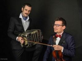 Alexandru Tomescu și Omar Massa. Foto: © Ioana Hameeda. Sursa: Pagini românești
