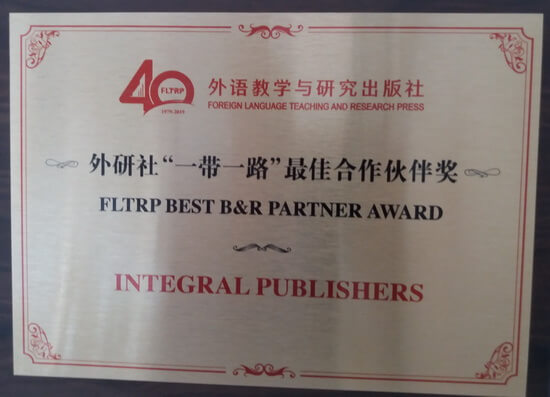 Best Partner Award FLTRP