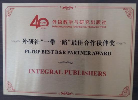 Best Partner Award FLTRP