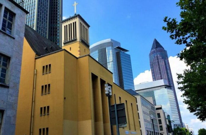 Biserica română din Frankfurt