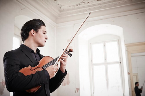 Erik Schumann. Credit foto Torsten Hoenig