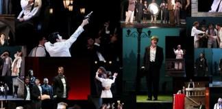 """Imagini din repetițiile la """"Neguțătorul din Veneția"""". Sursa foto TNB"""