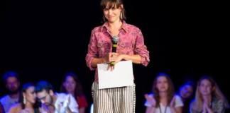 Roxana Fânață, Marele Premiu la Gala HOP 2019. Credit foto Andrei Gîndac