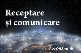 logo receptare si comunicare