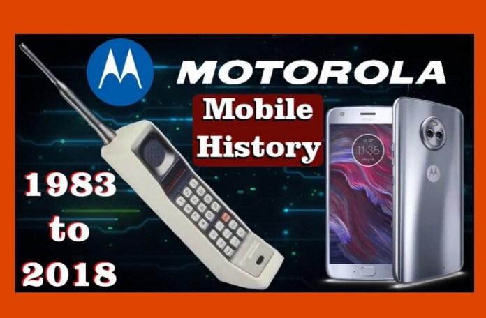 motorola primul telefon mobil din lume