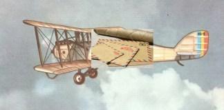 prima cursa postala cu avionul