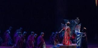 """""""Nabucco"""". Fotografie de Sebastian Bucur, Opera Națională București"""