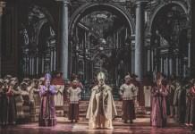 """""""Tosca"""". Fotografie de Sebastian Bucur, Opera Națională București"""