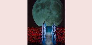 """""""Turandot"""", fotografie de Sebastian Bucur, Opera Națională București"""