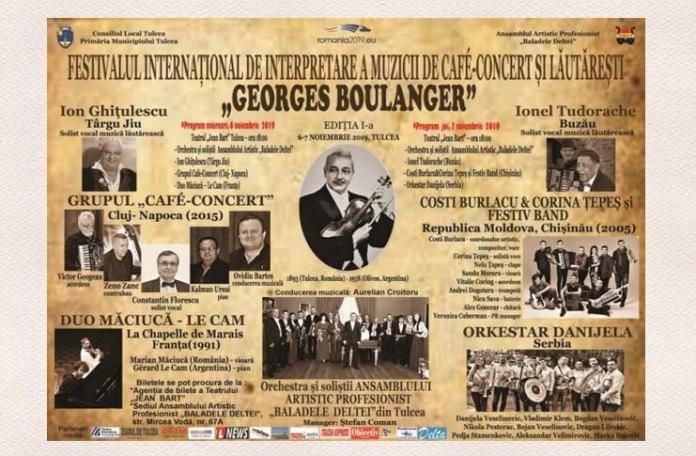 Georges-Boulanger festival