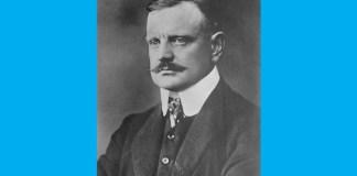 Jean Sibelius, fotografie de Daniel Nyblin, 1913