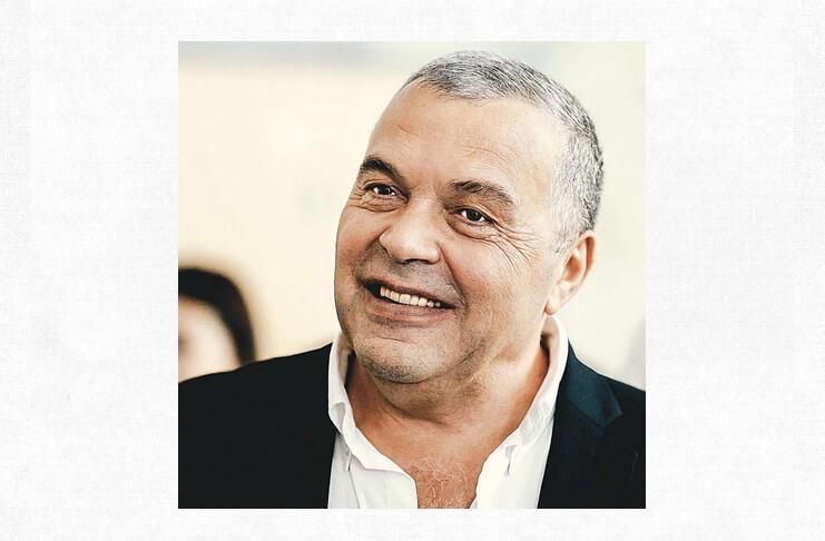 Constantin Chiriac, foto credit TNRS, Rareș Helici