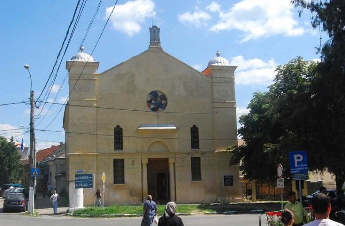 Sinagoga din Şimleu Silvaniei – Muzeul Memorial al Holocaustului din Transilvania de Nord, inaugurat în 2005