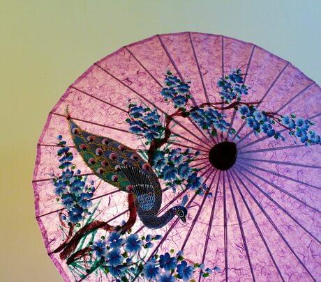Umbrelă thailandeză