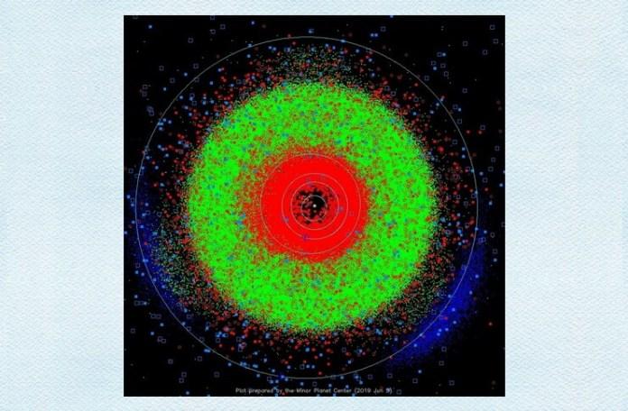 impact cu asteroizii