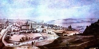 Suceava la începutul secolului al XIX-lea