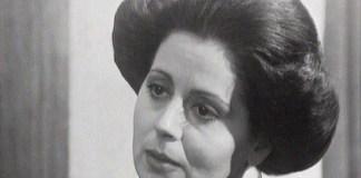 """Adela Mărculescu în """"Harvey"""". Sursa foto: TVR"""