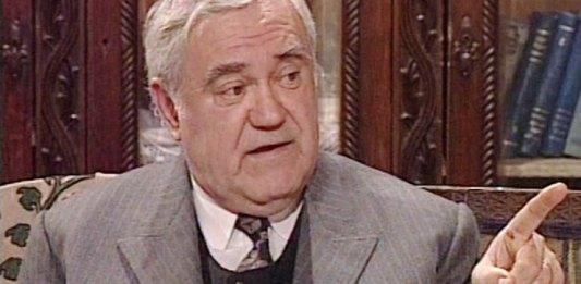 """Dem Rădulescu în """"Titanic Vals"""". Sursa foto: TVR"""