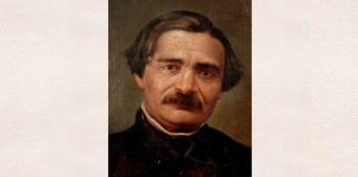 Ion Heliade Rădulescu, portret de Mișu Popp, Muzeul Literaturii Române din București