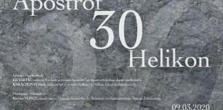 apostrof și helikon