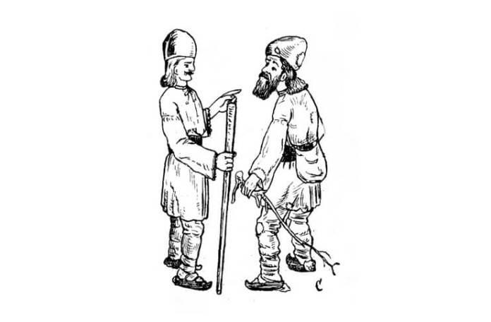 """""""Păcală și Tândală"""", """"Zăvodul"""", 15 decembrie 1907"""