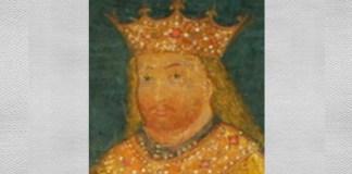 Portretul lui Ștefan cel Mare, Biserica din Patrăuți, ctitorită în 1487