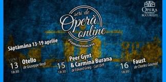 Seri de Opera Online- Otello - Carmina - Faust_ONB