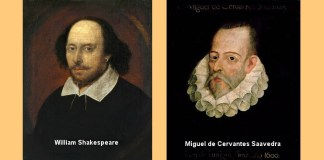 shakespeare cervantes