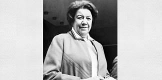 Ana Aslan, 1970