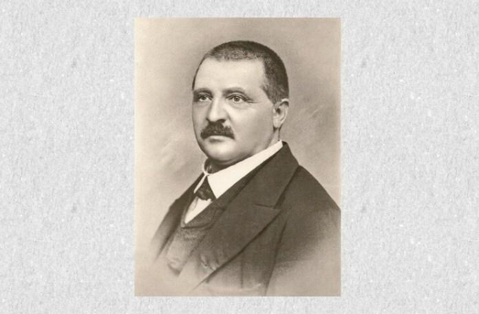 Anton Bruckner, fotografie din 1868