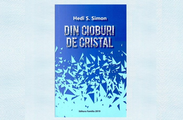 SIMON-Hedi din cioburi de cristal