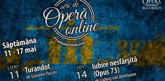 Seri de Opera Online- Turandot - (Opus 73) Iubire nesfarsita