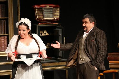 Victoria Dicu și Marius Rizea