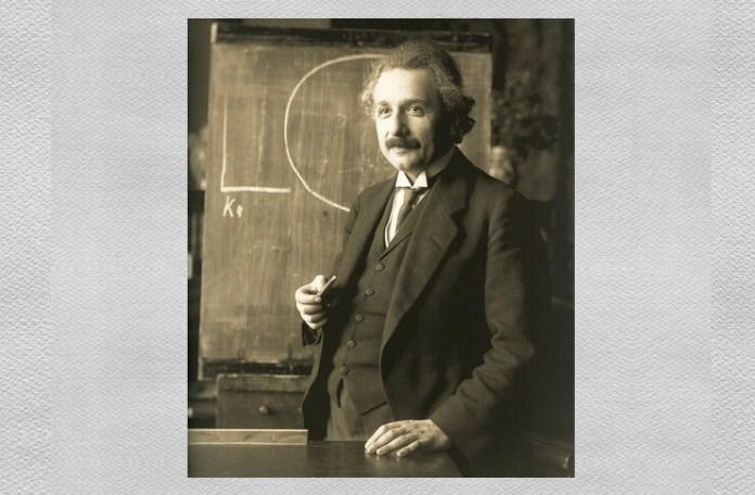 Albert Einstein, Viena, 1921