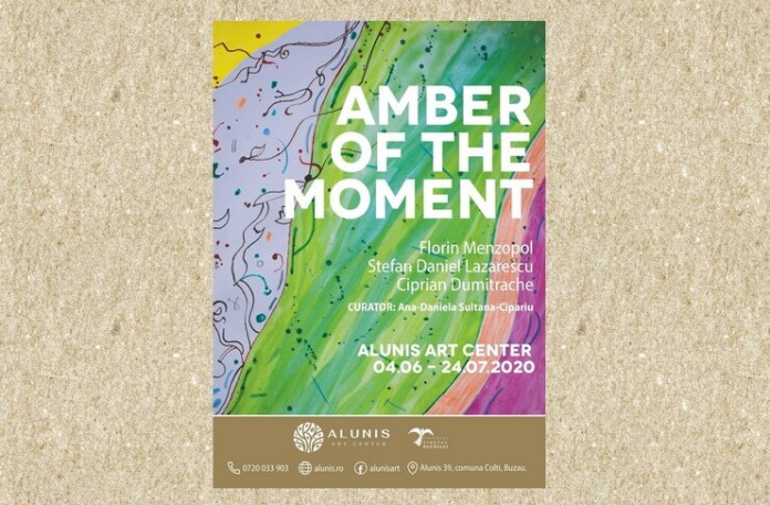 Amber of the moment