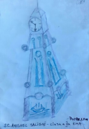 Desen de Ema Popîrlan