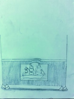 Desen de Ilaria Turea