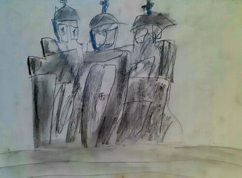 Desen de Nira Guedenon