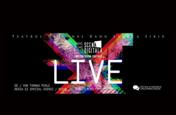 LIVE, regia Bobi Pricop