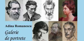 galerie de portrete adina romanescu ionel teodoreanu