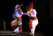 """""""Capra cu trei iezi"""", Teatrul """"Gulliver"""" din Galați. Foto: Nica George. Sursa: Teatrul """"Gulliver"""""""