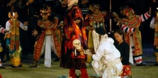 """""""Ur-Hamlet"""", Odin Teatret. Credit foto: Odin Teatret – Theatrum Mundi"""