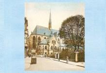 Biserica St. Nikolaus Aachen în 1900