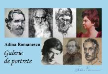 adina romanescu panait istrati galerie de portrete
