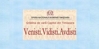 concert OPERA timisoara