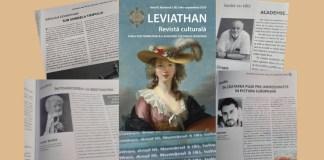 revista culturala leviathan nr. 3(8) 2020 editia tiparita