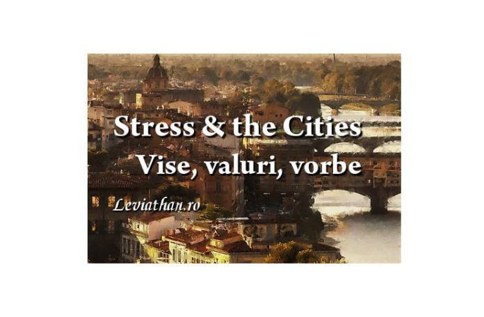 rubrica stress & the cities de florika waltere
