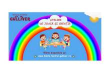 Atelier de joaca si creatie teatrul gulliver galati