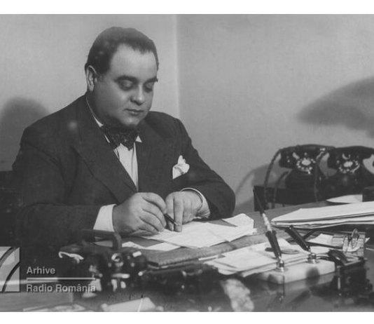 Foto: Arhiva Radio Romania