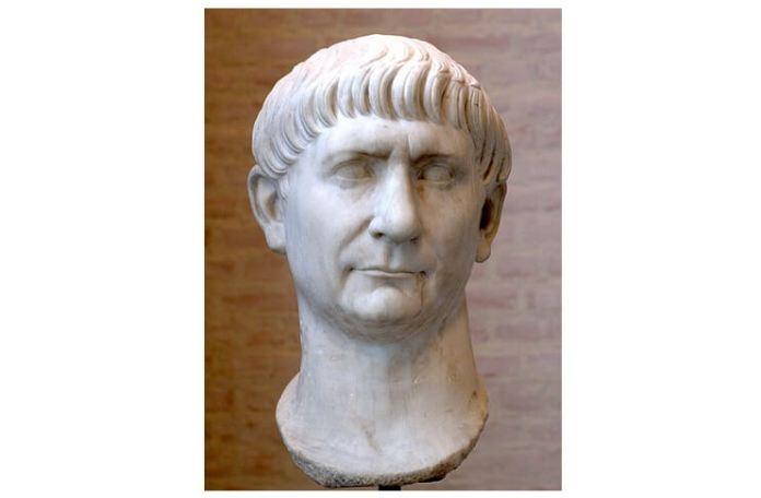 Împăratul Traian, Glyptothek, München